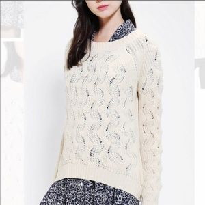UO Coincidence &Chance Sweetstitch Sweater
